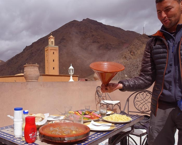 Tagine in Imlil