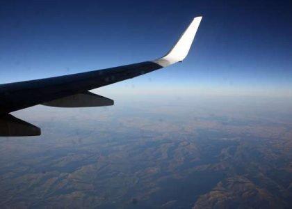 Luftbild Marokko
