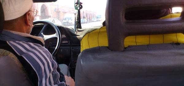 Taxi Marrakesch