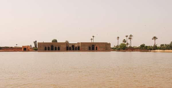 Agdal Garten Marrakesch