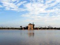 Menara Gärten Marrakesch