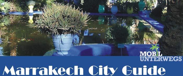 cityguide marrakech kohlbach