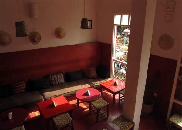 cafe des epices marokko