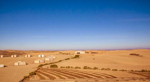 wüste agafay marokko