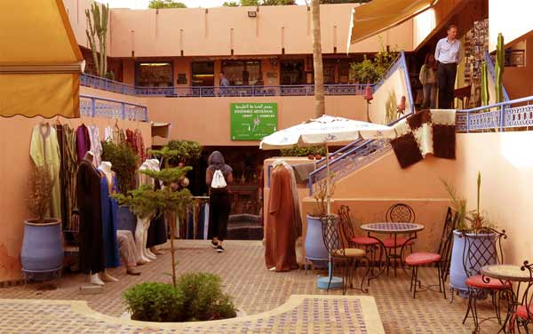 Ensemble Artisana Marrakesch