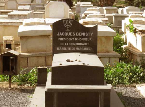 friedhof juden marrakesch