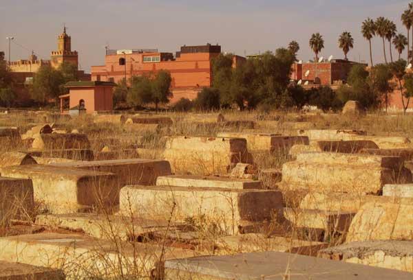 jüdischer friedhof marrakesch