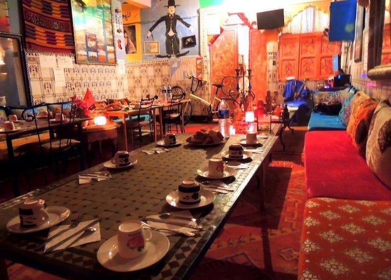 Besser als Jugendherberge oder Hotel: Waka Waka Hostel in Marrakesch