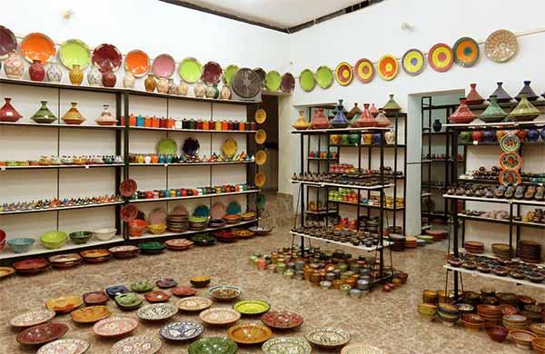 keramik marrakesch