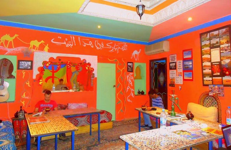 Marrakesch Hostels: Kif Kif