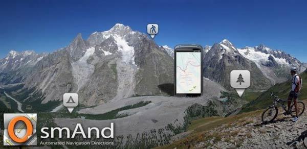 osmand navigation app
