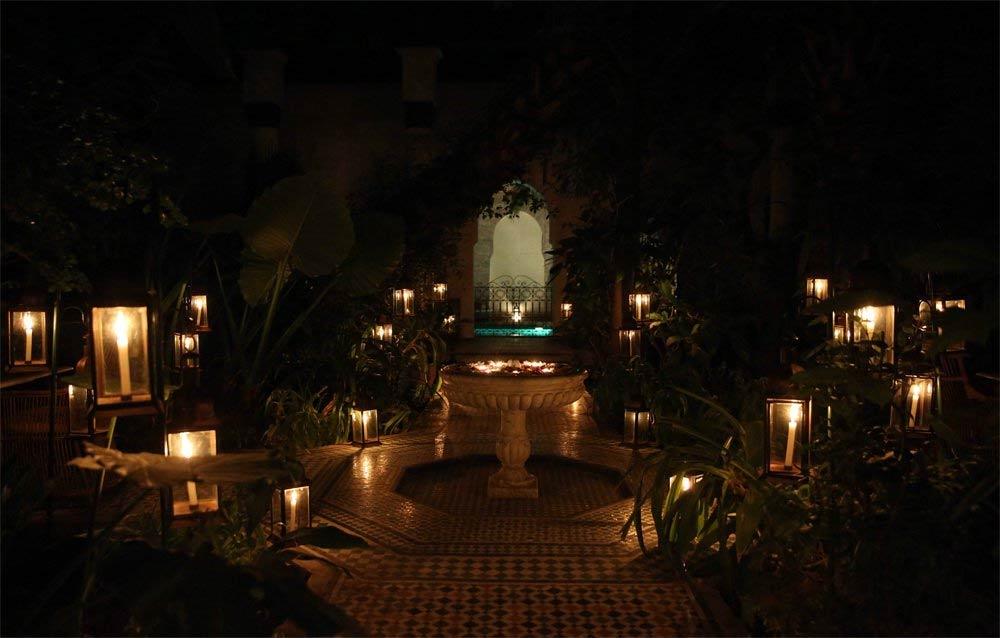 Riads Marrakesch: Palais Lamrani