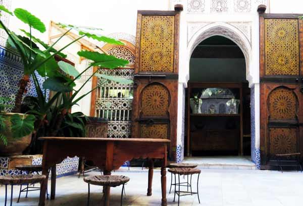 Riad Maison Tiskiwin