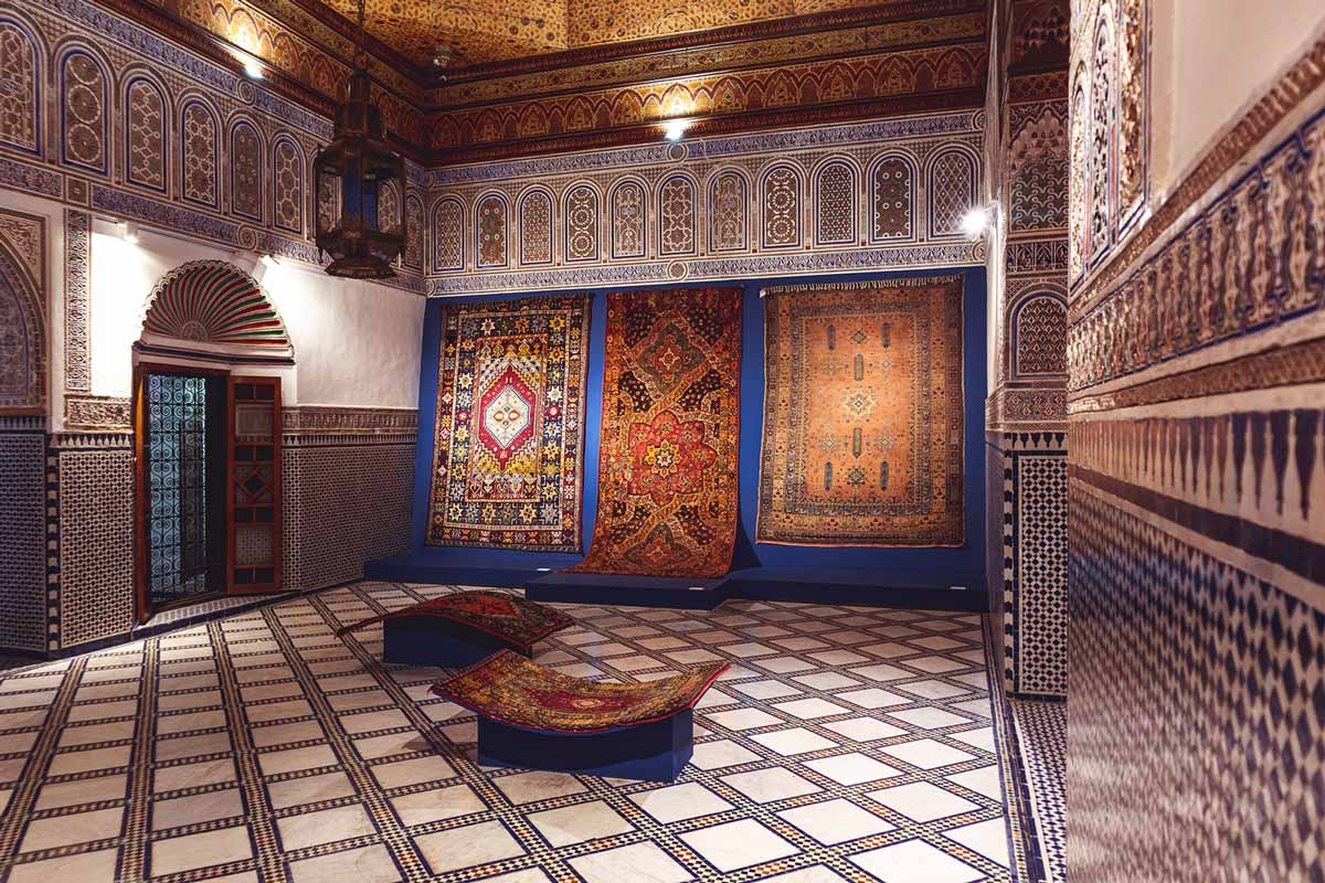 Teppichmuseum Dar Si Said