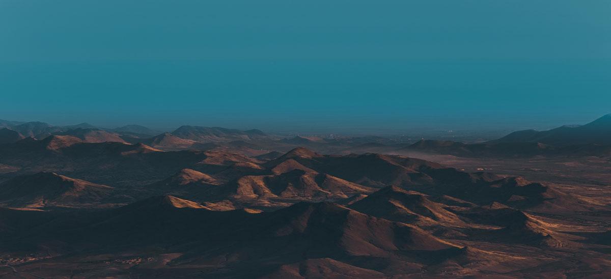 Luftaufnahme Marokko Ballon