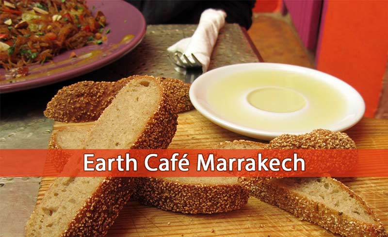 Earth Cafe Marrakech