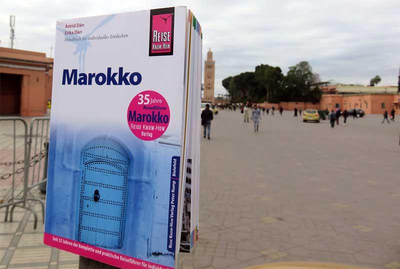 Reiseführer Marrakesch