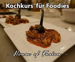 Kochkurse im House of Fusion, Marrakesch