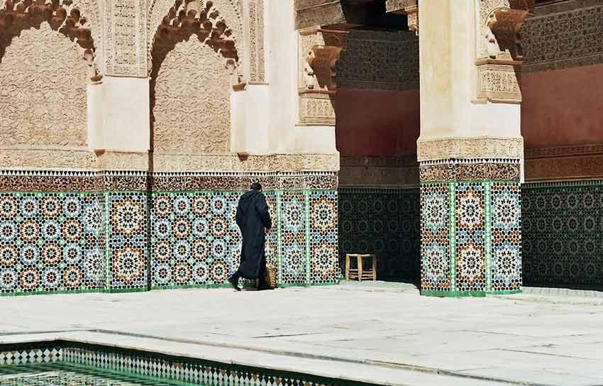 Urlaub in Marrakesch Medersa Ben Youssef