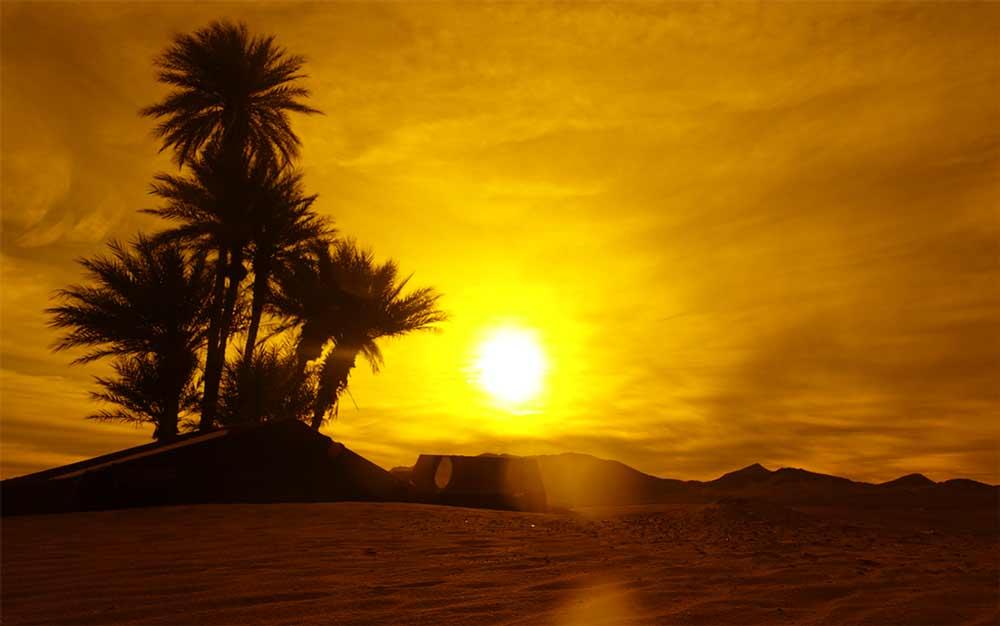 Urlaub Marrakesch Wuestentour