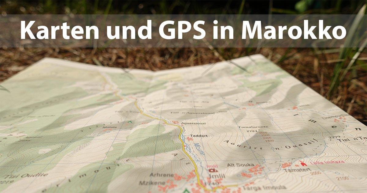 Karte Von.Karte Von Marokko Stadtpläne Straßenkarten Smartphones