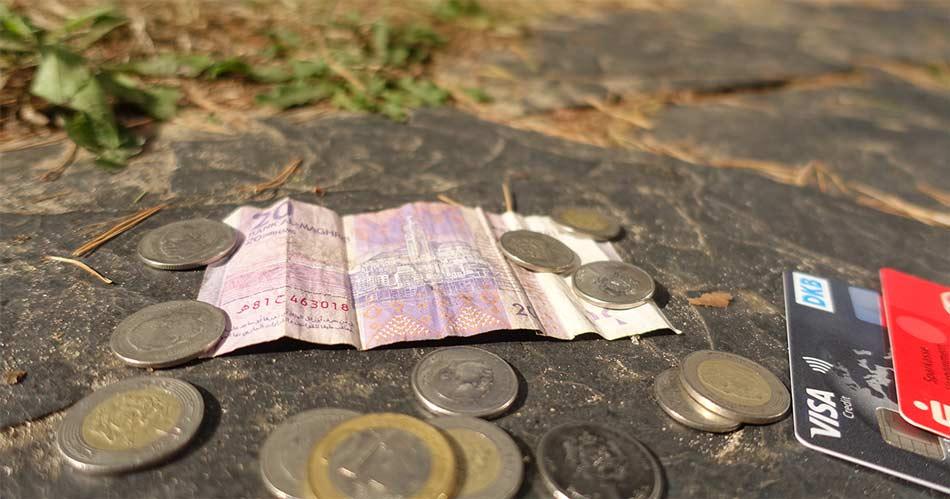 Offizielle Währung in Marokko ist der Dirham