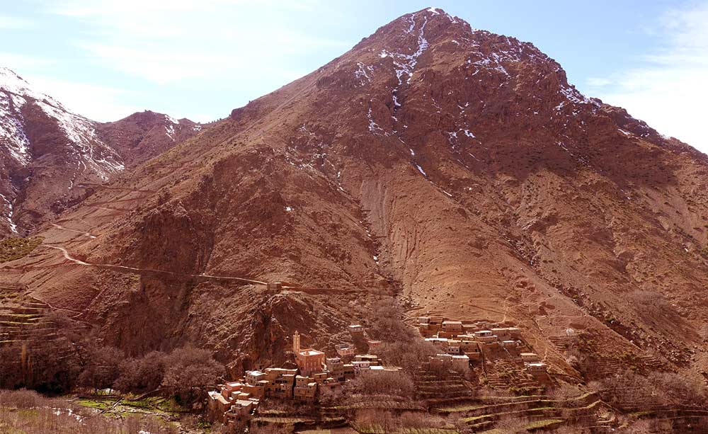 Welche Sprache spricht man in Marokko? In abgelegenen Gegenden z.B. Taschelhit