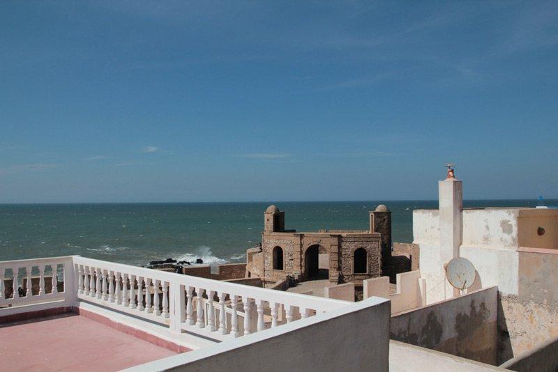 Riad in Essaouira, Marokko
