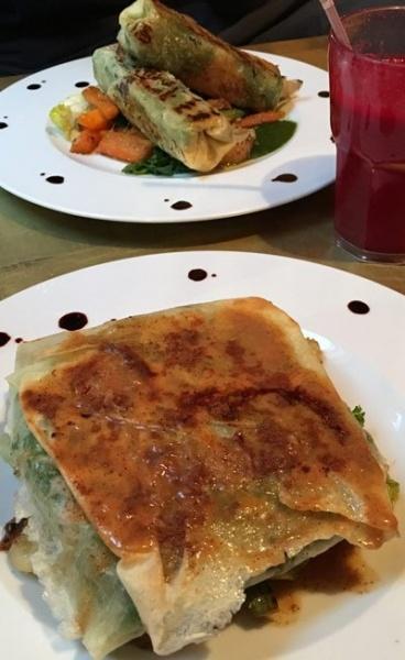 Marrakesch-Veggie
