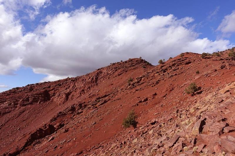 Trekkingtour im Hohen Atlas