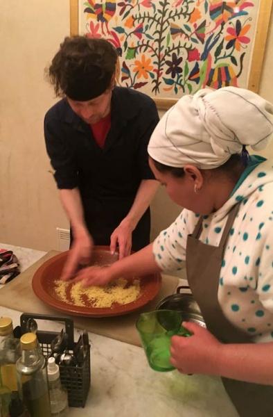 Kochschule Marrakesch