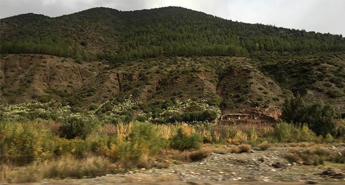 Tal Asni in Marokko