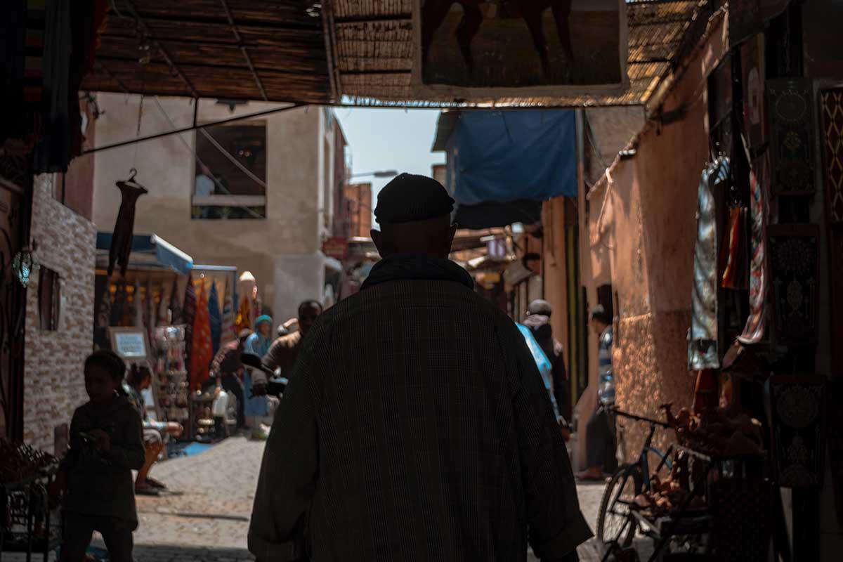 Falscher Führer Marokko