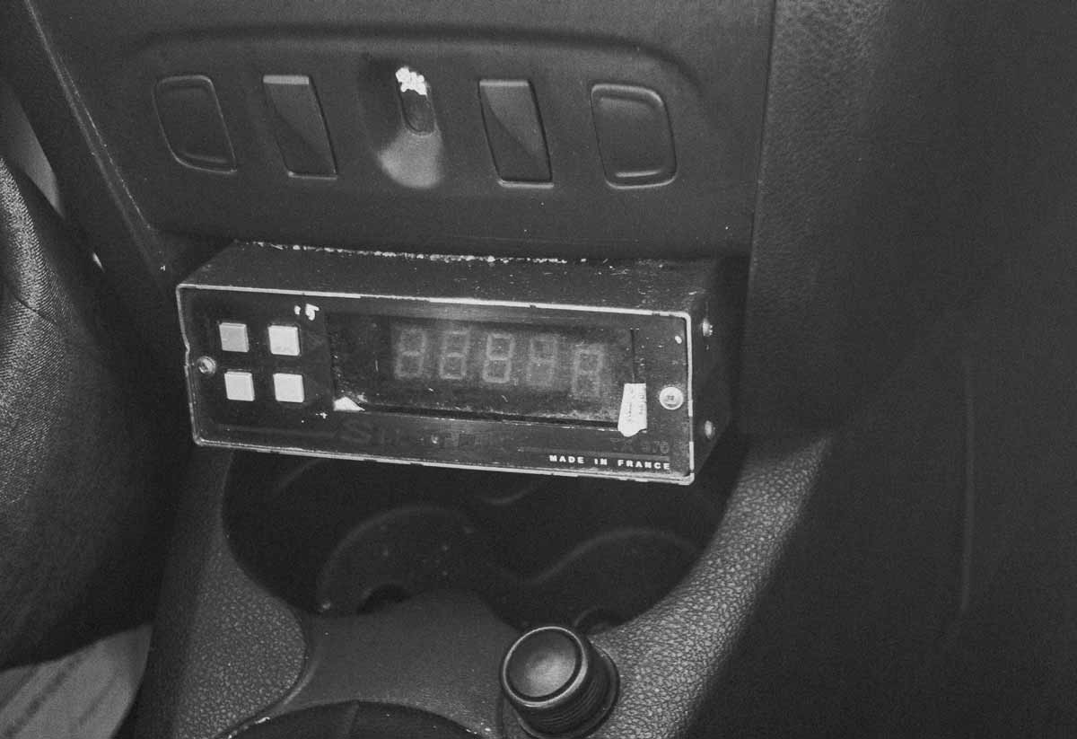 Taximeter Abzocke in Marrakesch