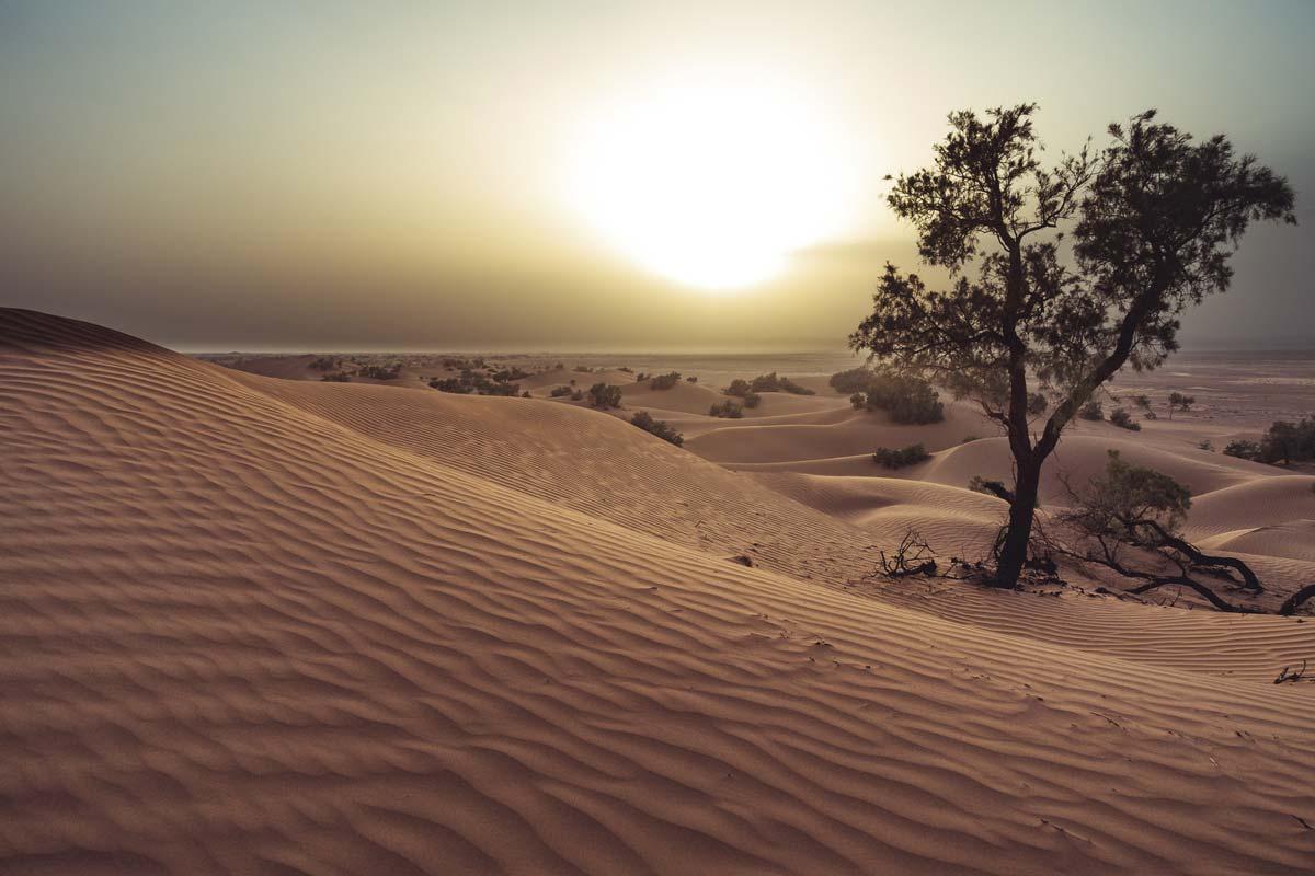 Erg Chegaga Marokko