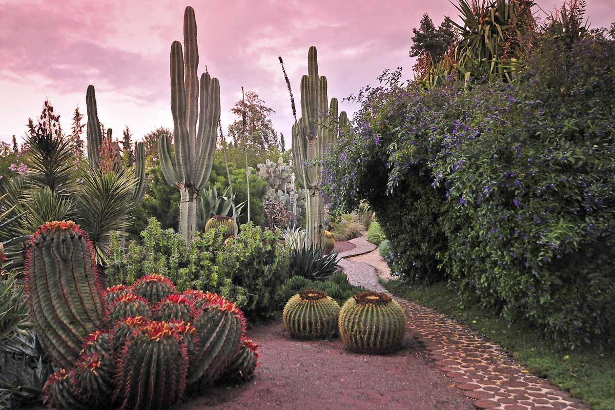Anima Garten von Andre Heller in Marokko
