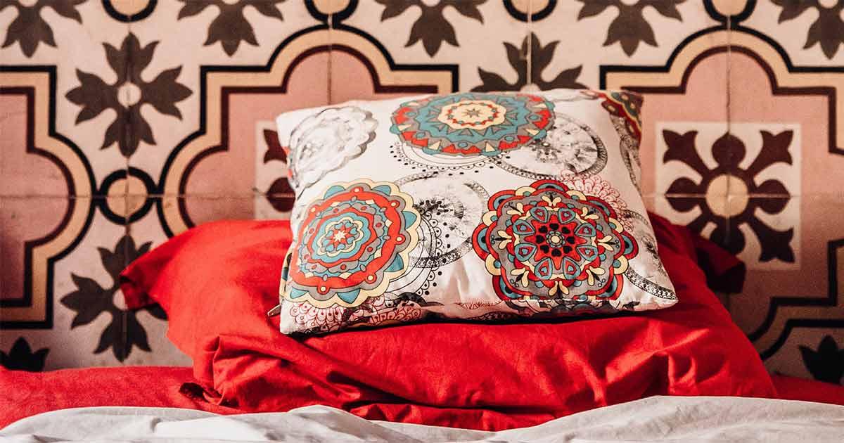 Hotel unverheiratet Marokko Bett