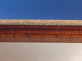 Typisch maurische Architektur