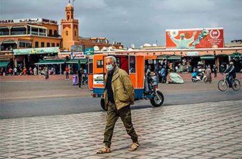 Der Kampf gegen das Coronavirus in Marokko